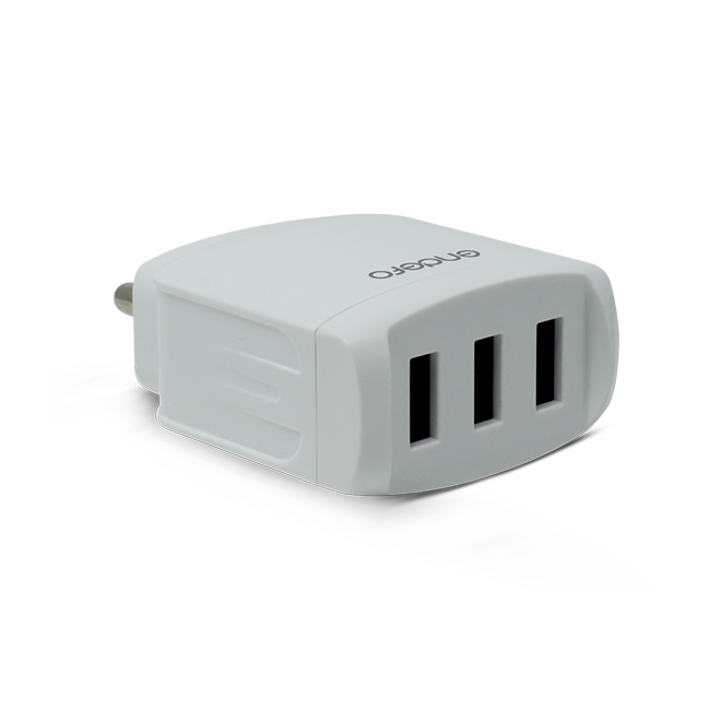 Endefo Multi Port Travel Charger 3.1A