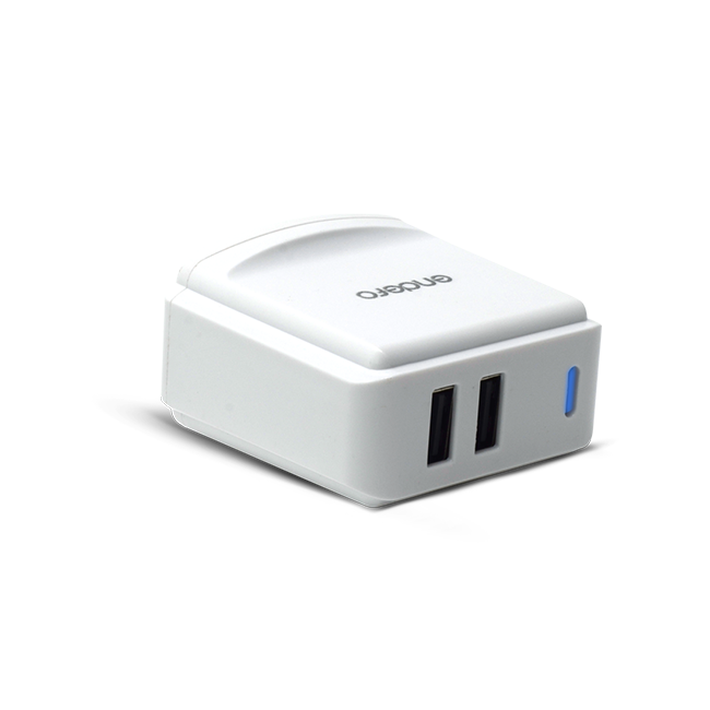 Endefo Dual Port Travel Charger 3.1A