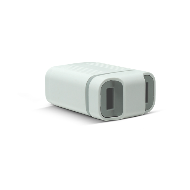 Endefo Wall charger Dual Port Travel Charger 2.4A