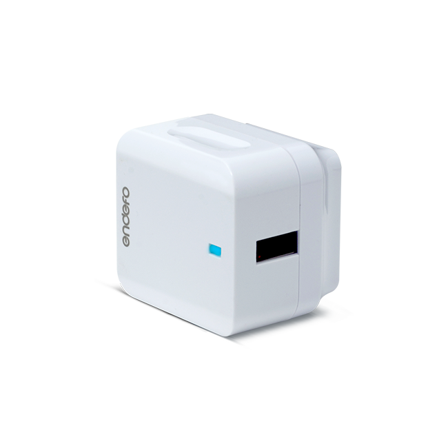 Endefo Single Port Travel Charger 1A