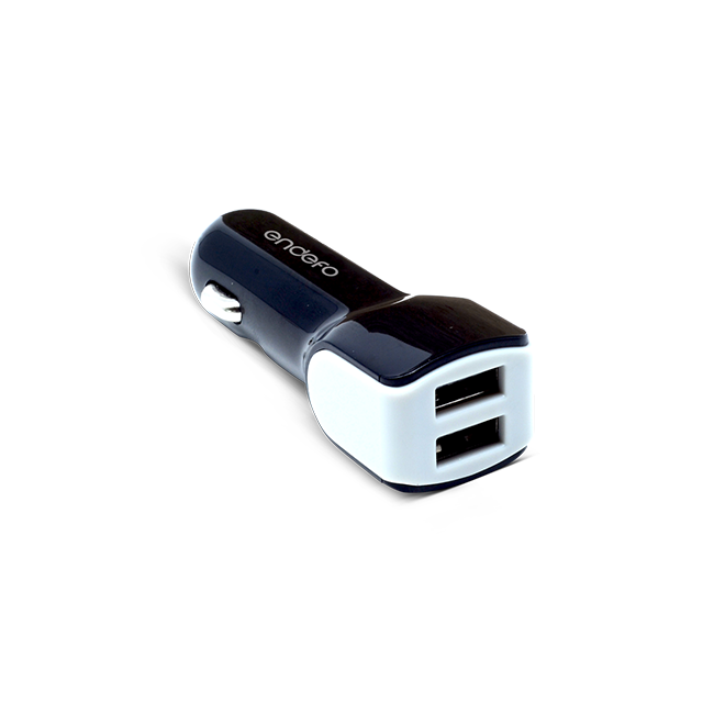 Endefo Dual Port Fast Car Charger 2.1A